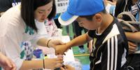 学生が2018まつもと広域ものづくりフェアに参加